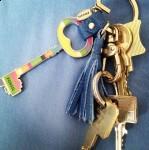 Schlüsselanhänger!! – Fossil
