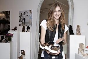 Berliner Modegöre berichtet über Bloggerin Chiara Ferragni