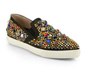 Bloggerin Berliner Modegöre berichtet über Slip On Sneaker Trend